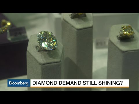 24-carat blue diamond is up for auction