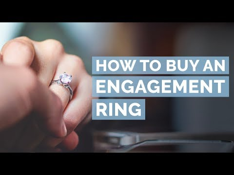How to buy an engagement ring   the diamond pro guide