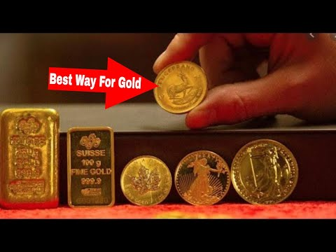 Tips while buying gold - why it's better to buy gold etf's vs buying gold in the physical form.