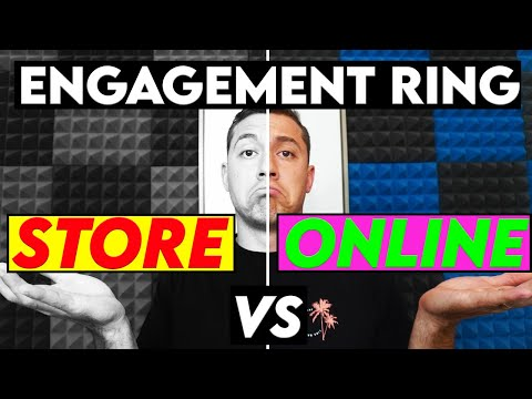 Diamond shopping - online vs retail store   which one is better?