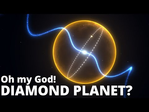How much is the diamond planet worth?