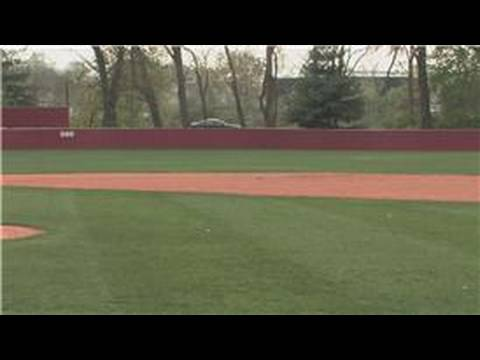 Baseball information : what is the size of a baseball field?