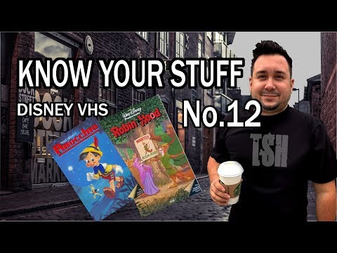 Which disney vhs movies are worth money to sell on ebay?