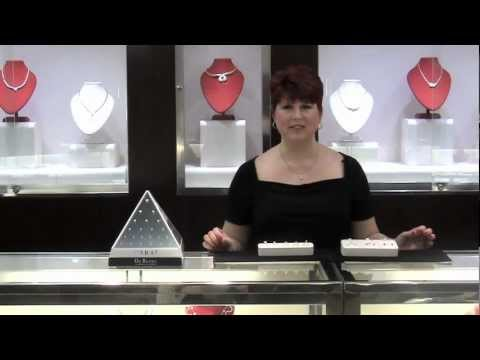 How to find your diamond size