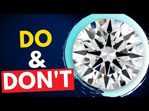 How to buy an engagement ring   diamond buying guide   online diamond shopping tips for any budget