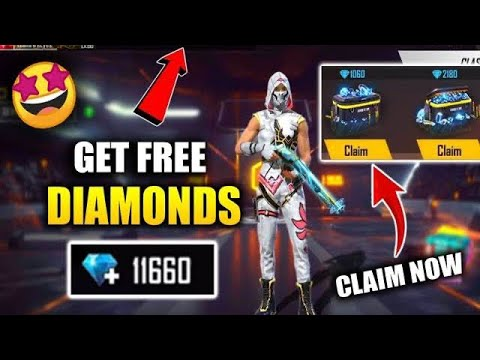 How to get free diamonds in free fire me free diamonds kaise le | 100% genuine trick