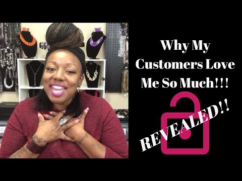 Why my paparazzi jewelry customers love me so much...revealed!!