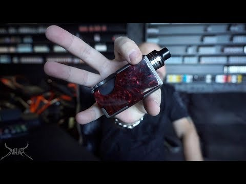 Vicious ant spade mechanical squonker review and rundown | the heart, club and diamond