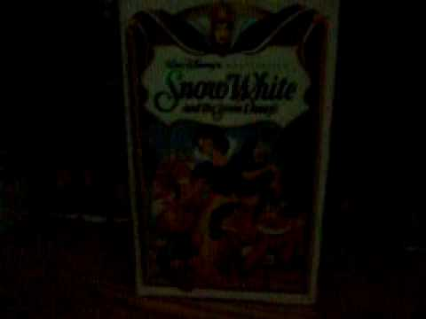 My disney vhs collection - (part 7)