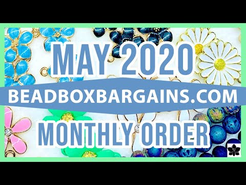 ✨may 2020   bead box bargains ✨beaded jewelry making products ✨online shopping   closeout prices