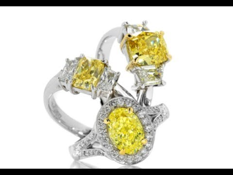 Yellow diamonds: what you must know in 6 minutes. and stuff gia don't tell you.