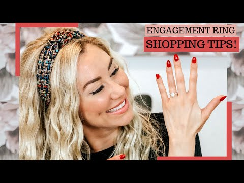 Engagement ring shopping   everything you need to know   the 4 c's   find the perfect diamond ring!