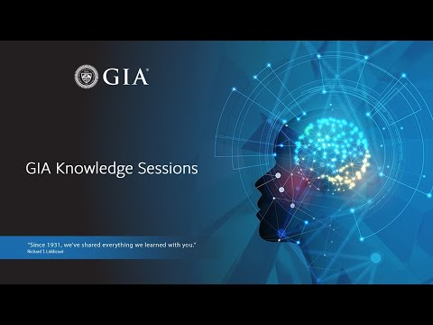 Natural pink diamonds | gia knowledge sessions webinar series