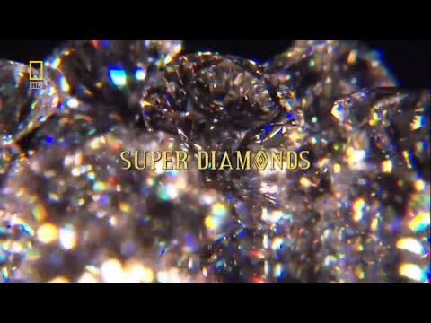 Super diamonds - national geographic earth investigated - naked science