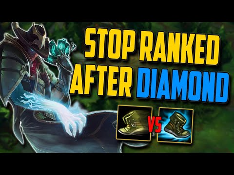 This game proves why itemization is so important & why you should stop ranked after diamond