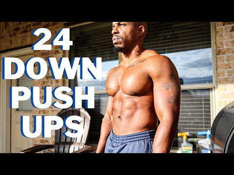 How to build your chest with push ups | standard and diamond push up workout