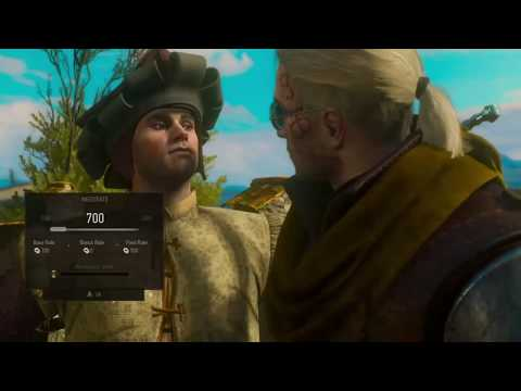 Witcher 3: a guide to making money by selling items late game (blood and wine)