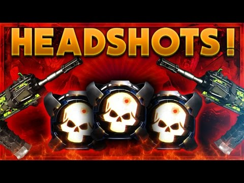 Black ops 3 : how to get more headshots - bo3 get easy headshots (get diamond/gold camo fast)