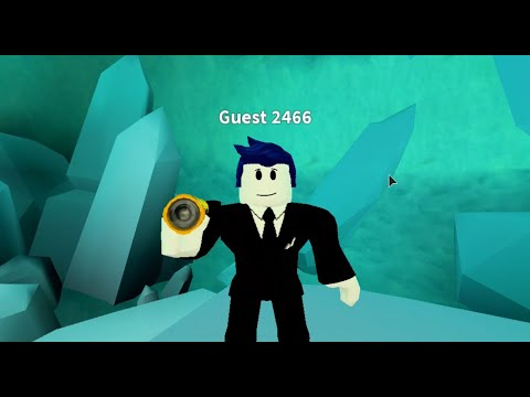 How to get the blue diamond remade   roblox guest world