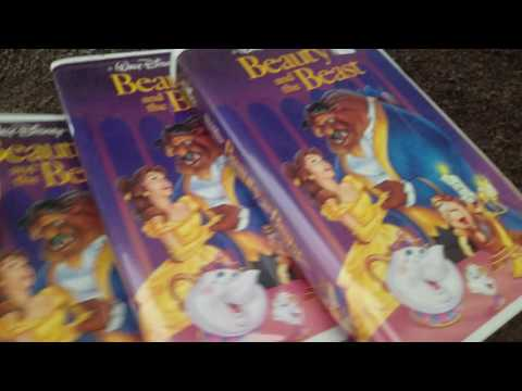 Disney beauty and the beast black diamond what's the hype about ebay?