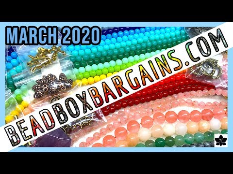 ✨march 2020   bead box bargains ✨jewelry making products ✨online shopping   closeout prices