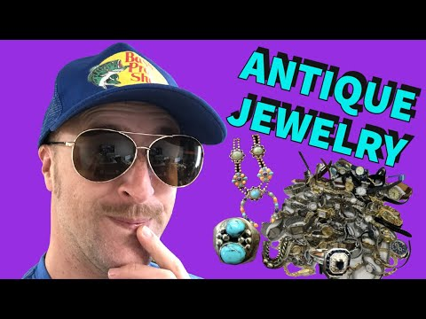 How to sell vintage jewelry