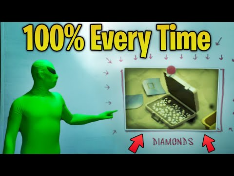 Super easy way to get diamonds 100% of the time in the casino heist in gta 5 online