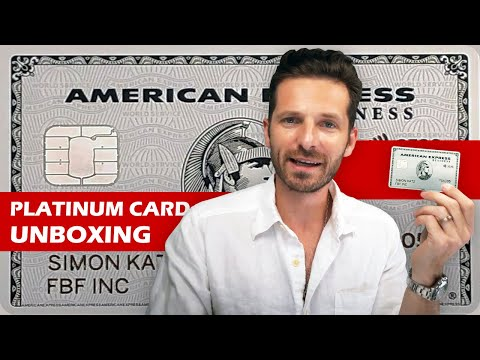 American express platinum credit card review & unboxing | is it as good as the centurion black card?