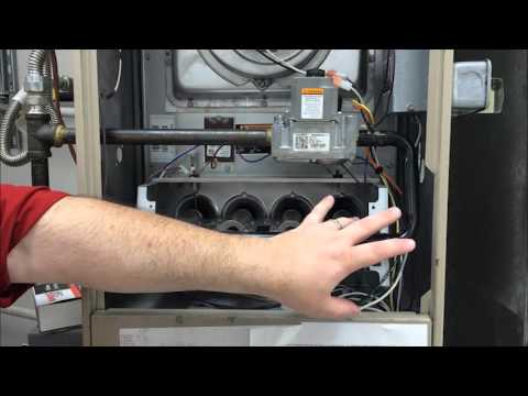 Simple furnace heat exchanger test | lennox learning solutions