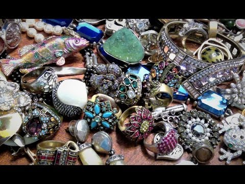 Jewelry unjarring heidi daus collection & other ss jewelry i own