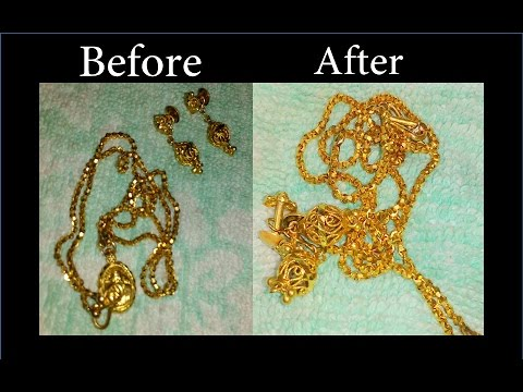 How to clean gold jewellery at home   simple life hacks   timesnow breakingnews