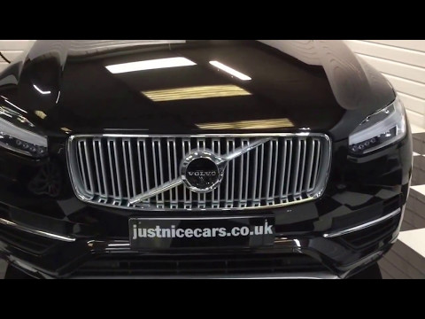 2015 (65) volvo xc90 inscription 2.0 d5 awd 7 seater auto huge spec (sorry now sold)