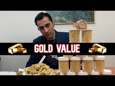 Gold value