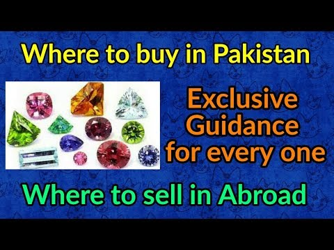 How to sell and buy gemstone in the world by #gemstonedeal
