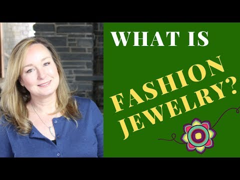What is costume jewelry   fashion jewelry