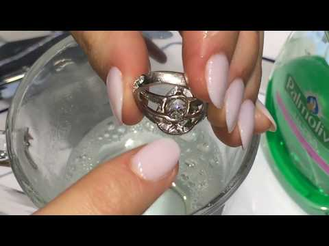 Cleaning your diamond ring and jewelry 💎