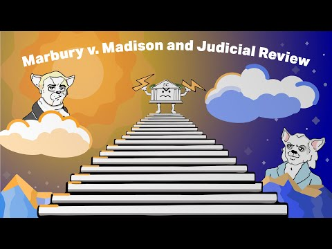 Summary of marbury v. madison pt i: is judicial review constitutional?