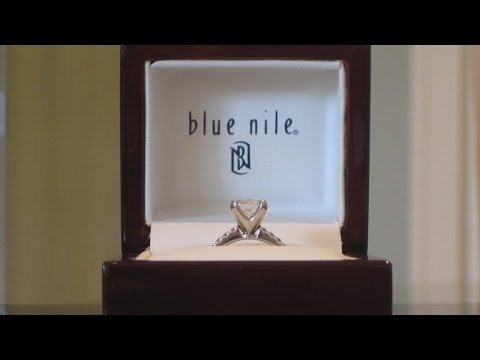 Will cyber monday lead to sparkly sales for jeweler blue nile?