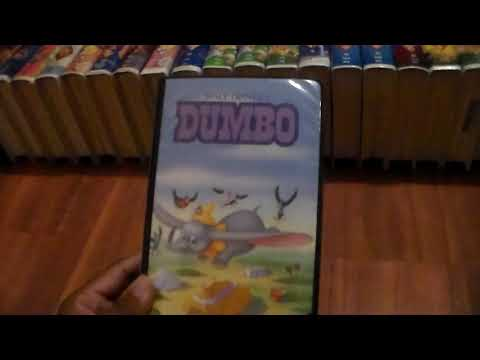 My walt disney the classic black diamond vhs collection update 2020 edition december 2020 part one