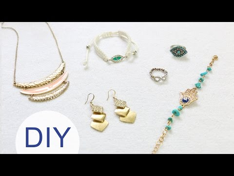 Diy: how to protect your jewelry (from tarnish/ w/ rhinestones) | lynsire