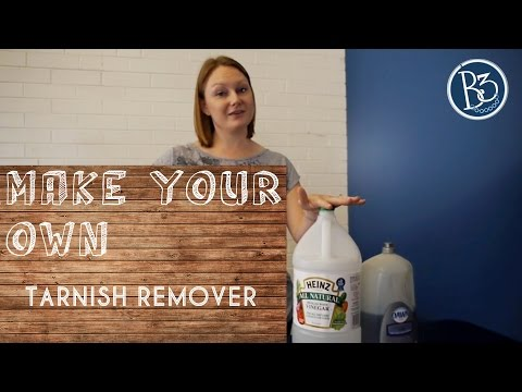How to make your own tarnish remover (diy tips & life hacks)
