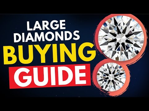 How to buy a 2 carat diamond ring online   large diamond buying guide   pricing comparison