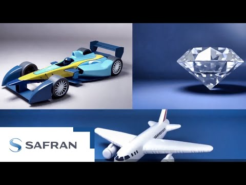 N°3: what do f1 cars, diamonds and planes have in common? �🇬🇧| safran