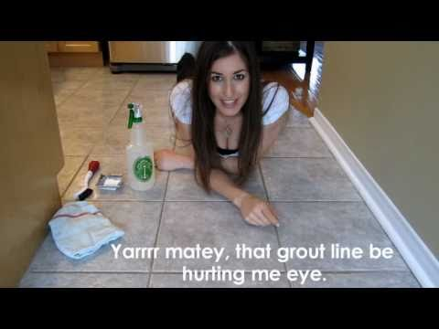 How to clean grout (easy household cleaning ideas that save time & money) clean my space