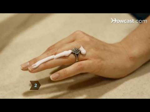 How to remove a ring that's stuck on a finger