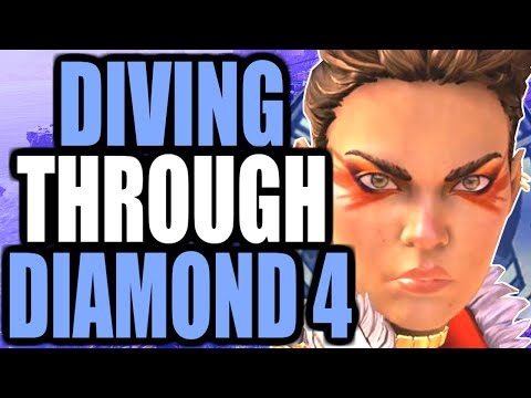 How to break out of diamond 4 solo in apex legends ranked (apex ranked tips & decisions)