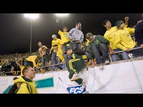 Excited sports fans rush the field after big games: should they be allowed?