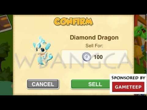 How to breed diamond dragon in dragon story