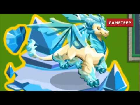 How to breed diamond dragon in dragon story!