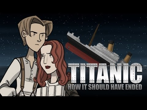 How titanic should have ended
